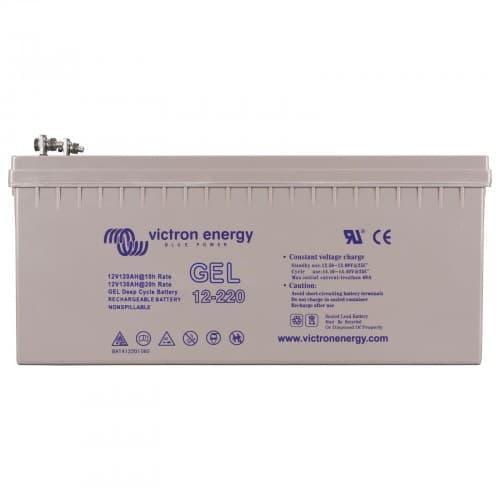 12 volt 224 amp hour gel solar batteries no maintenance