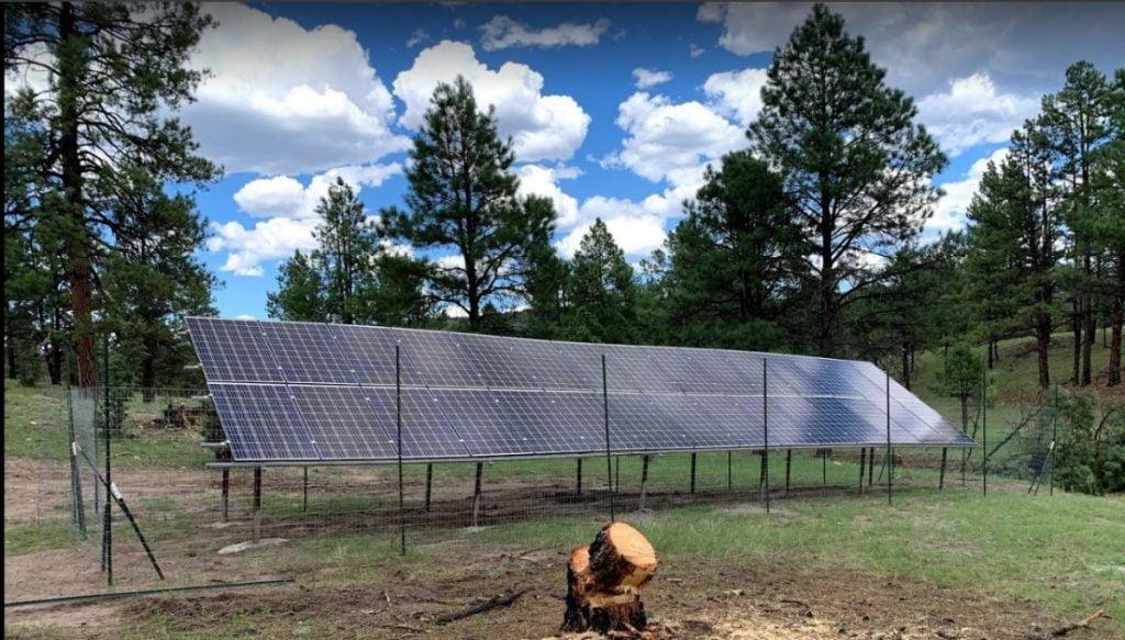 Off Grid Living Solar Solutions WMSOLARAZ.com 928 251 0114 Arizona Solar Installations DIY Complete Solar Kits Solar Contractors