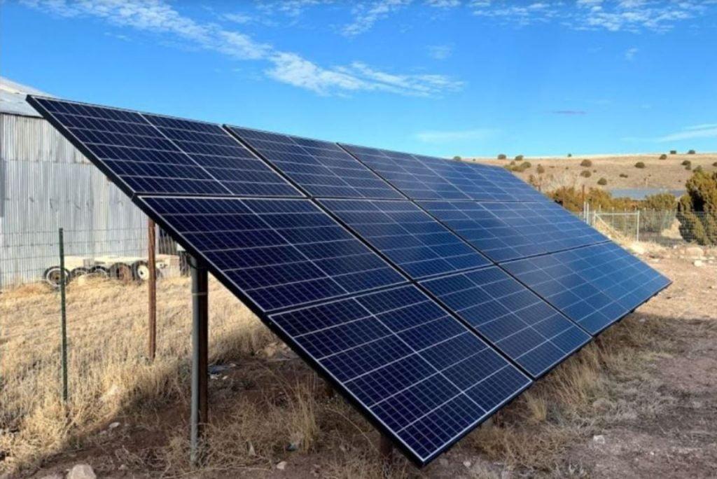 Off Grid Living Solar Solutions WMSOLARAZ.com 928 251 0114 Arizona Solar Installers