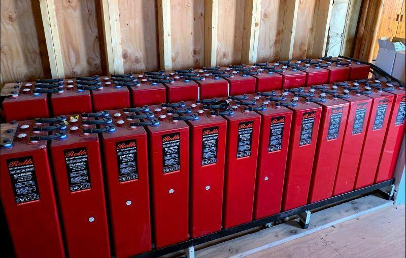 Solar Batteries For Sale Arizona Sun Needs Storage WMSOLARAZ.com 928 251 0114