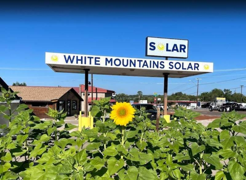 White Mountains Solar Show Low Arizona 928-251-0114 Solar Panel Installers and Solar Kits For Sale Off The Grid Living (3)
